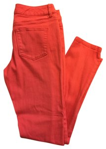 The Limited Skinny Pants Coral