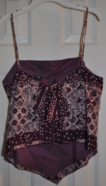 Gap Plum Halter Top