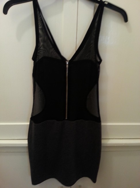 Foreign Exchange Sheer Dress