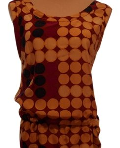 Marni MARNI FOR H&M FAB TOP WITH BOWS IN THE BACK AND MATCHING PERFECT SKIRT
