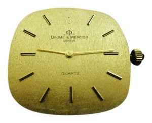 Baume & Mercier Elegant Swiss Made Baume Mercier Watch Movement Only Authentic Swiss