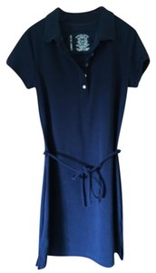 No Boundaries short dress Navy on Tradesy