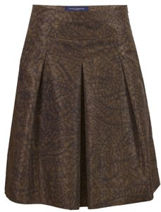 Piazza Sempione Skirt Brown