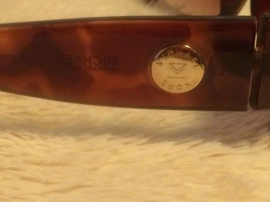 Michael Kors MICHAEL KORS TORTOISE BROWN SUNGLASSES WOMAN OR MAN, ACCESSORIES