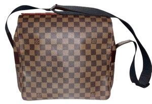Louis Vuitton Camera Crossbody Fathers Day Men Damier Ebene Shoulder Bag