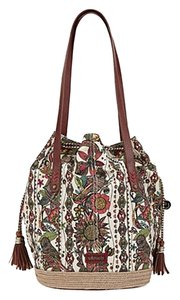 Sakroots Drawstring Tote in Multicolor