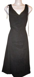 Charcoal Maxi Dress by Ellen Tracy