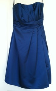 Priscilla Of Boston Teal Blue Vineyard Collection Vy1502 Dress
