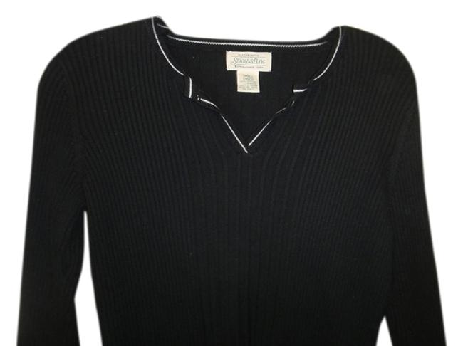Preload https://img-static.tradesy.com/item/1000393/st-john-black-casual-blouse-size-4-s-0-0-650-650.jpg