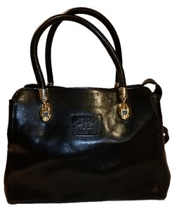 Valentina Satchel in Black
