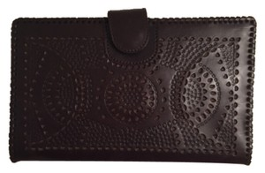 BCBGMAXAZRIA Brown Clutch