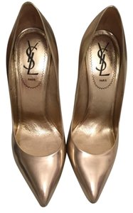 Saint Laurent Champage Pumps