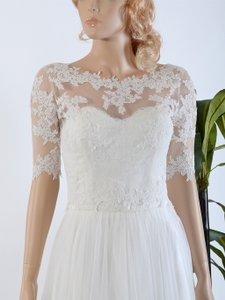 Bridal Borero Lace Jacket