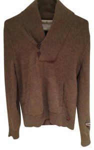 Banana Republic Merino Wool Button Up Sweater