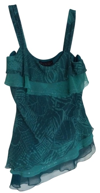 Item - Turquoise Tank Top/Cami Size 12 (L)