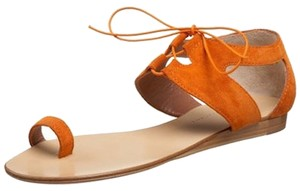 Vicini Tapeet By Thong Sandal Aragosta/Orange Sandals