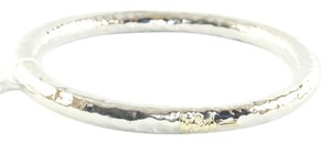 Ippolita Ippolita Sterling Silver Signature Bangle Bracelet .925 Plain Name Size 2 NWT!