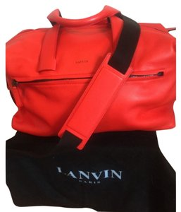 Lanvin Travel Bag