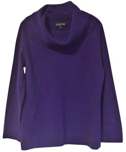 Jones New York Cashmere Cowl Neck Sweater