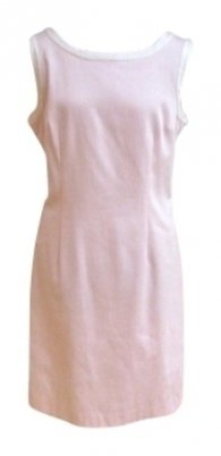 Item - Pink W Sale Style 801004 New W/Tags Knee Length Short Casual Dress Size 12 (L)