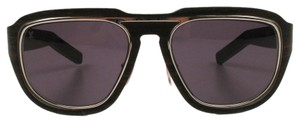 Louis Vuitton LOUIS VUITTON WOODEN SUNGLASSES - NEW - HAROLD SILVER millionaire evidence brown