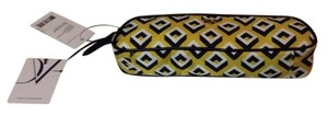 Diane von Furstenberg New! DVF Heritage Print Slim and Long Cosmetic Case