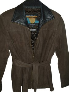 Wilsons Leather brown Leather Jacket