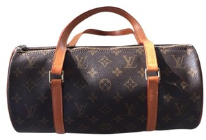 Louis Vuitton Tote in Classic LV Brown