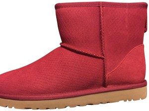 UGG Australia Winter Fur Winter For Her Gift Ideas For Women Pink Boots