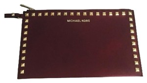 Michael Kors wine Clutch