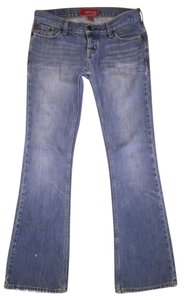 Hollister Flare Leg Jeans-Light Wash