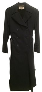 Bill Blass Burberry Trench Coat