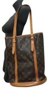 Louis Vuitton Neverfull Tote Lv Logo Bucket Shoulder Bag