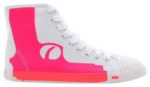 Be&D Canvas Rubber Fuchsia Athletic
