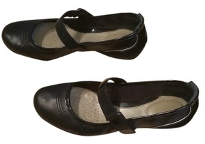 Giani Bernini Casual Flat Mary Jane black Flats