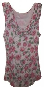 Jones New York Top Floral/pink