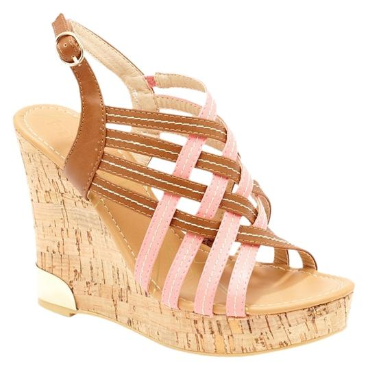 Preload https://item2.tradesy.com/images/bucco-coral-sergia-sandal-wedges-size-us-85-1001691-0-0.jpg?width=440&height=440