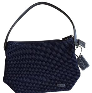 The Sak Woven Knit Purse Hobo Baguette