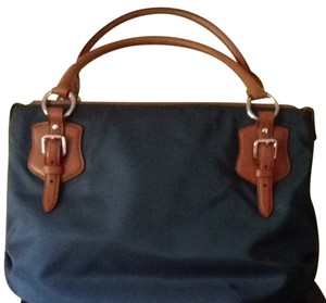 Ralph Lauren Satchel in Maidstone Blue