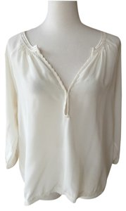 Vince Silk Top Natural