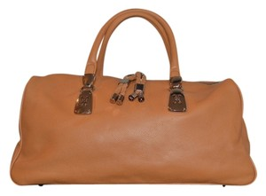 Cole Haan Satchel in camel