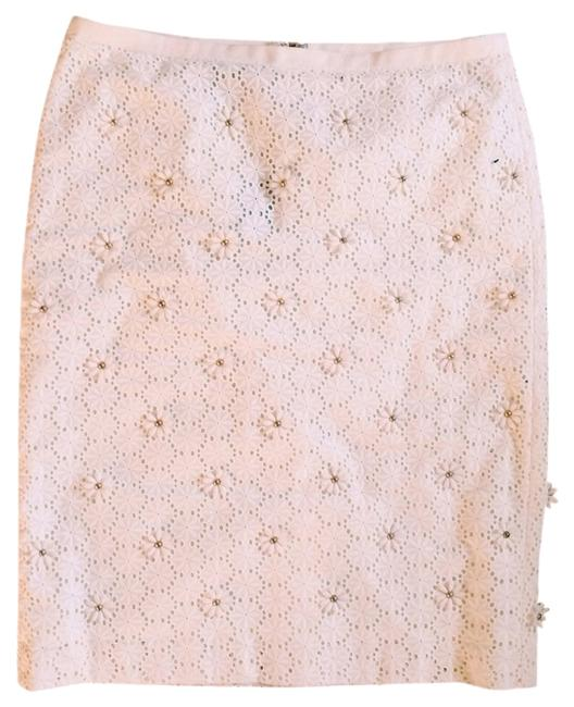 Preload https://img-static.tradesy.com/item/1002078/talbots-white-ivory-beaded-meadow-eyelet-pencil-size-4-s-27-0-0-650-650.jpg