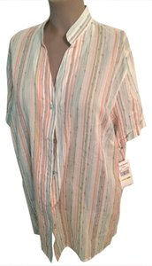 Alfred Dunner Button Down Shirt