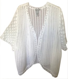 Catherines Shrug Cotton 4x 30/32 New Never Worn Cardigan