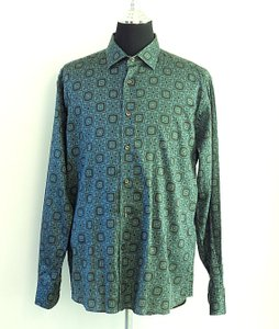 Etro Men Pattern Dress Shirt