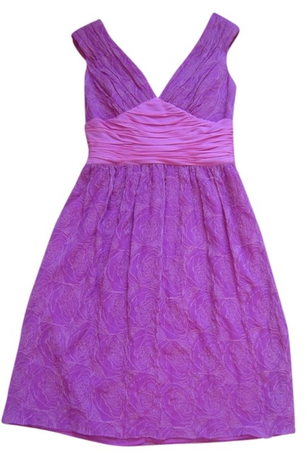 Preload https://item1.tradesy.com/images/kay-unger-orchid-silk-chiffon-mid-length-cocktail-dress-size-6-s-1002340-0-0.jpg?width=400&height=650