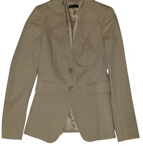 United Colors of Benetton Jacket Khaki Blazer