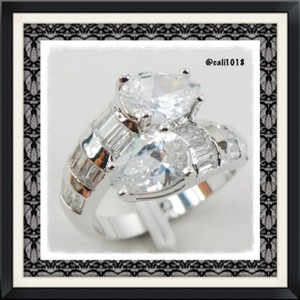 Devlin .925 Silver Cocktail Ring