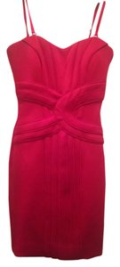 bebe Bodycon Party Sweetheart Dress