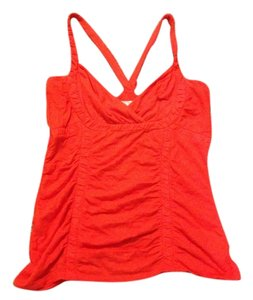 Anthropologie Anthro Desiger Couture Top Red